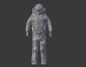 3D print model Bomb Destruction Bomber Man