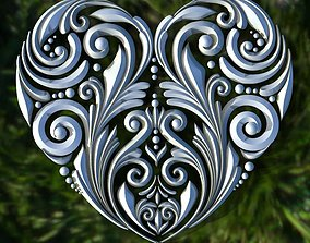 heart 3D print model other
