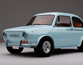 3D model FIAT 850