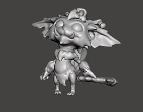 Gnar 3D Model