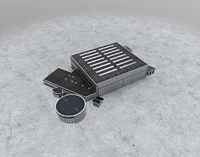 3D model LOWS Hangar 4