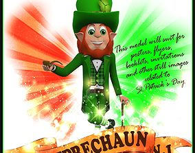3D model mith Leprechaun V1