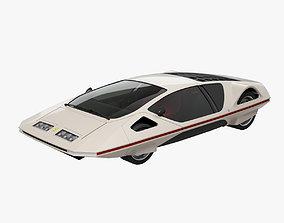 Ferrari 512S Modulo 3D