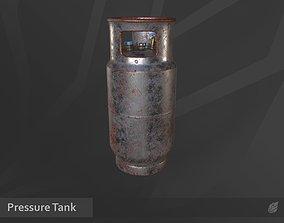 Pressure Tank 3D model