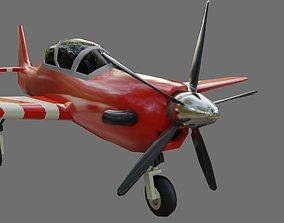 Airplane EMB 312 Tucano A29 - Aviao 3D