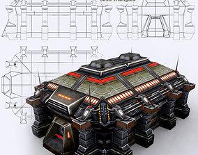 animated 3DRT - Infantry Barracks fi
