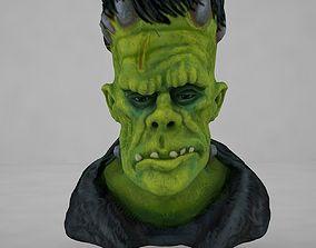 Frankenstein walk 3D