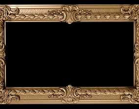 3D frame 102