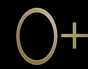 3D asset Symbol Zero