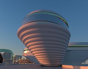 3D EXPO 2020 DUBAI - Mobility