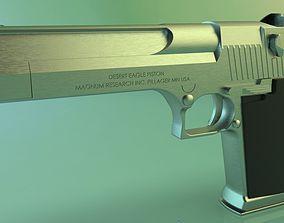 Desert Eagle eagle 3D printable model