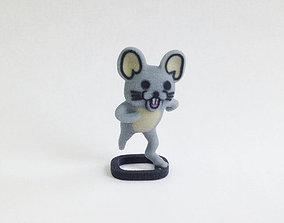 Scat Rat of the Pedo Pals 3D print model