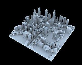 hobby-diy 3D CITY PUZZY-3