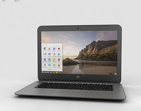3D model HP Chromebook 14 G4