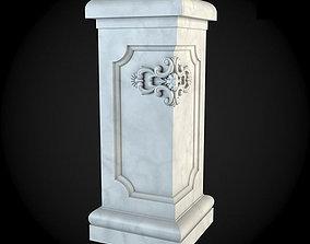design 3D Pedestals