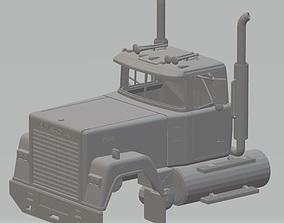 Super Liner 2 Printable Cabin Truck