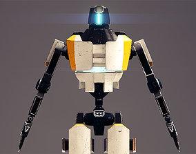 Elite Assault Droid 3D model