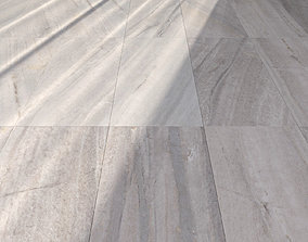 Marble Floor Evolution Ice Set 2 3D model