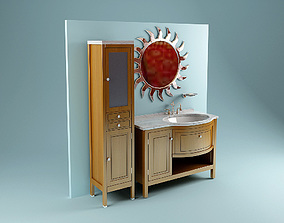 3D model Classic Washstand