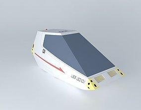 USS Leonov Workbee 3D