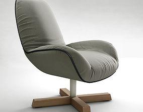 Jardan Winston armchair 3D