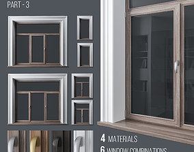 Window Collection Part 3 3D