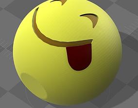 3D print model Emoji 3d
