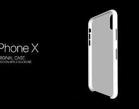 iPhone X Original Case Model apple
