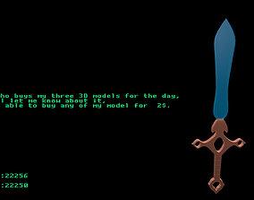 Sword 8 3D