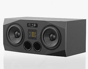 3D model Adam Audio A77X