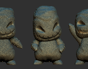 Mini Oogie Boogie - 5 Poses gram 3D printable model