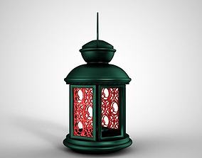 3D Oriental Lantern