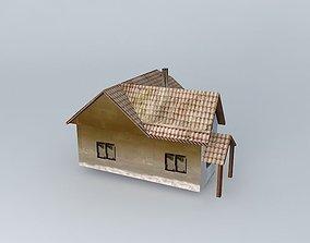 Dom 3D model