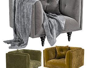 3D Royal Chair