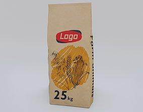 3D feed Paper bag