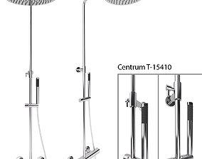 Shower system Imprese Centrum T-15410 3D model