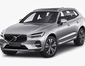 3D Volvo XC60 2022