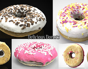 3D model Donuts Collection
