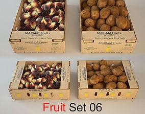 Fruit Set 06 3D