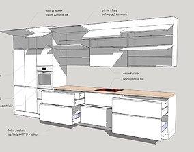 Kitchen 3D walabi
