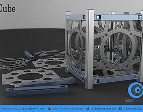 Cubes 3D printable model