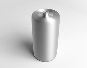 Battery C Cell 3D model