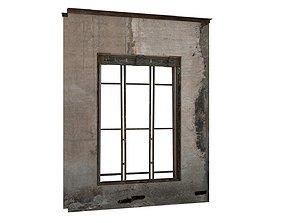 3D model Industrial Metal Windows 01 01