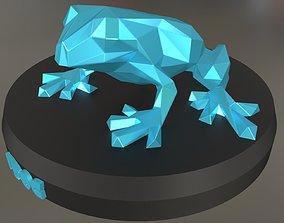 Poly Frog 3D print model