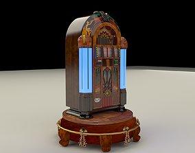 lantern Jukebox 3D model