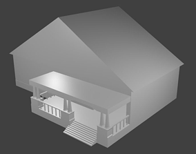 3D printable model Manor 2