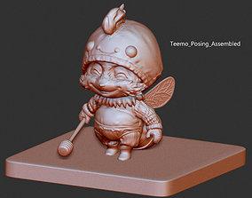 3D printable model Teemo