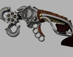 SkyHook from Bioshock Infinite 3D print model