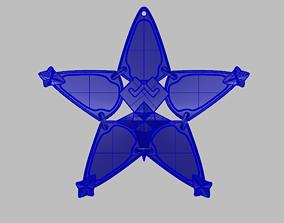 wayfinder from Kingdom hearts 3D print model