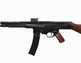 3D model MP 44 Assault Rifle Free